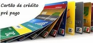 como fazer cartao de credito pre pago
