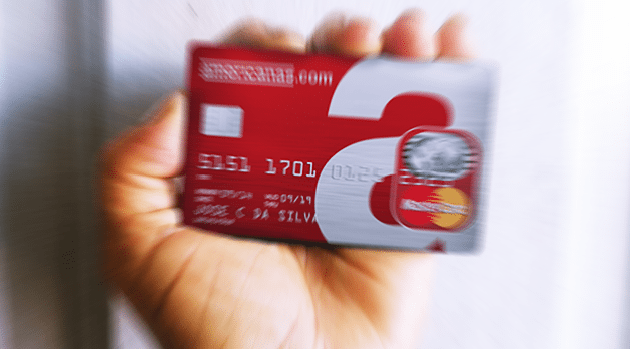 Resultado de imagem para cartão de crédito americanas