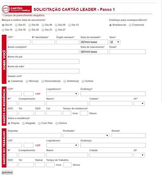 cartao-de-credito-leader-passo-1
