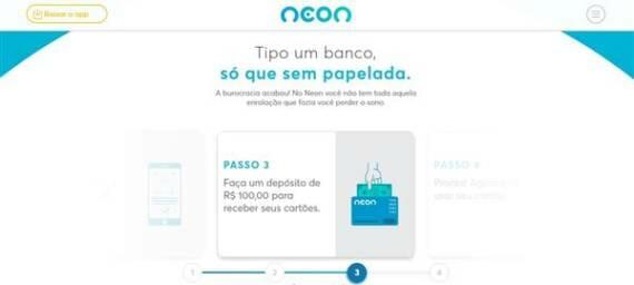 como-abrir-conta-banco-neon-passo-3