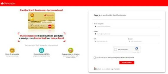 como-fazer-cartao-de-credito-shell-passo-2