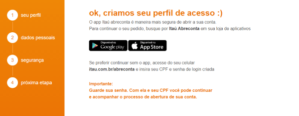 como-abrir-conta-corrente-itau-pela-internet-passo-5