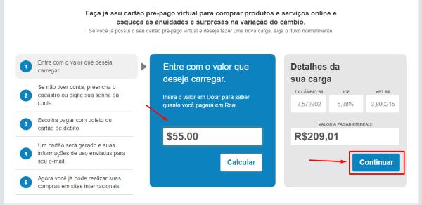 como-fazer-cartao-brasil-pre-pago-passo-2