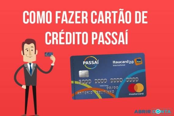 O cartão de crédito Passaí é o cartão do Assaí Atacadista e351b0acee899